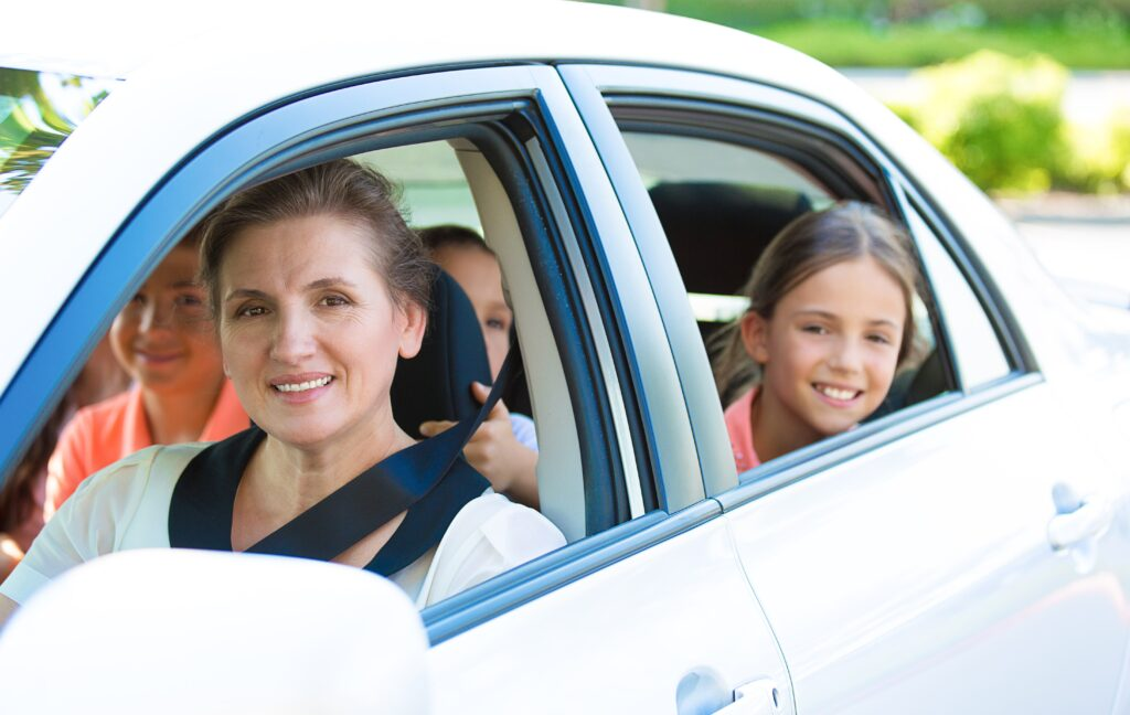 Coches para madres