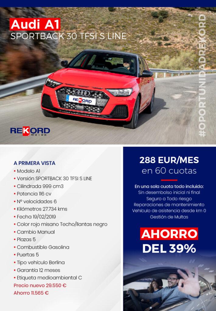 Audi A1 Renting