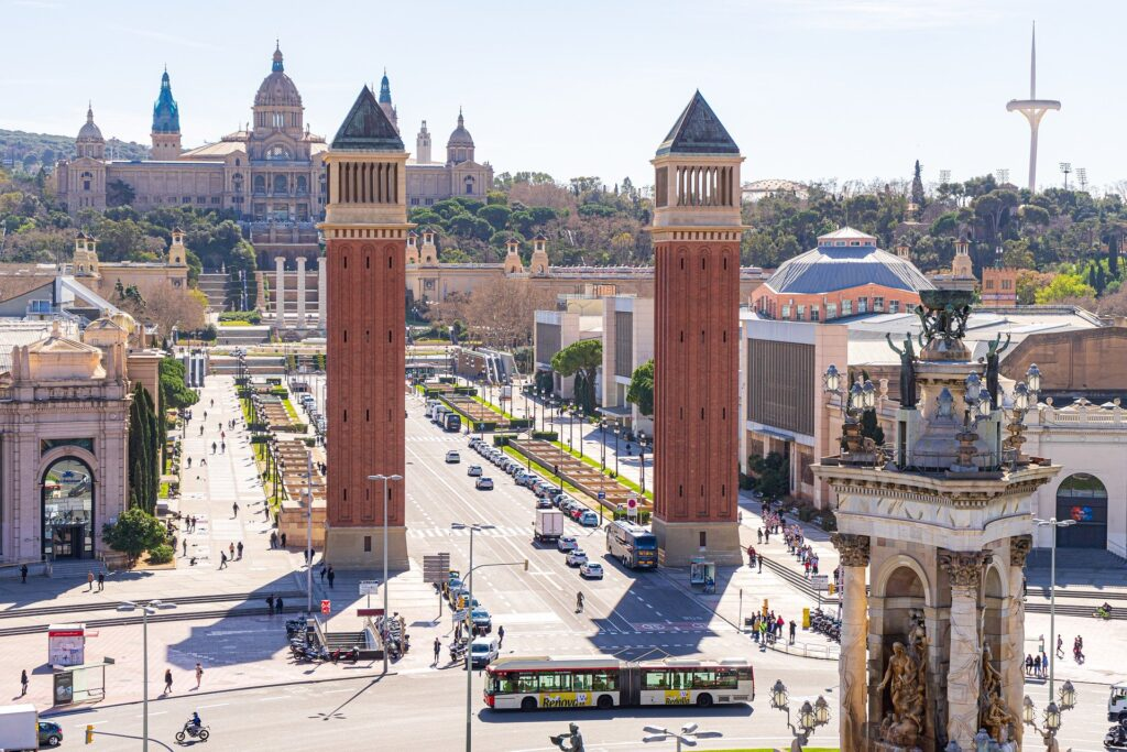Barcelona coches familiares